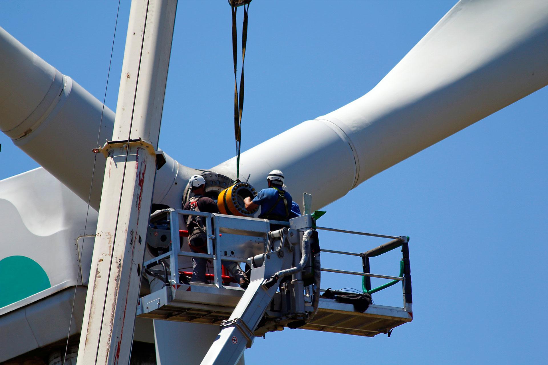 Produção e distribuição de energia